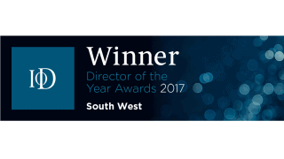 IoD Young Director of the Year South West 2017 - Simon Brown