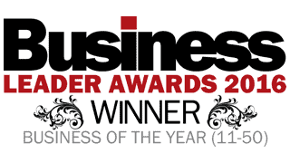 Business Leader Awards 2016 Winner