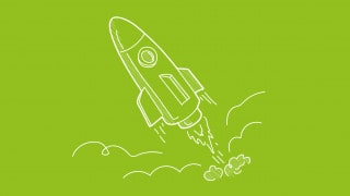 Rocket illustration