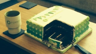 Research and development cake