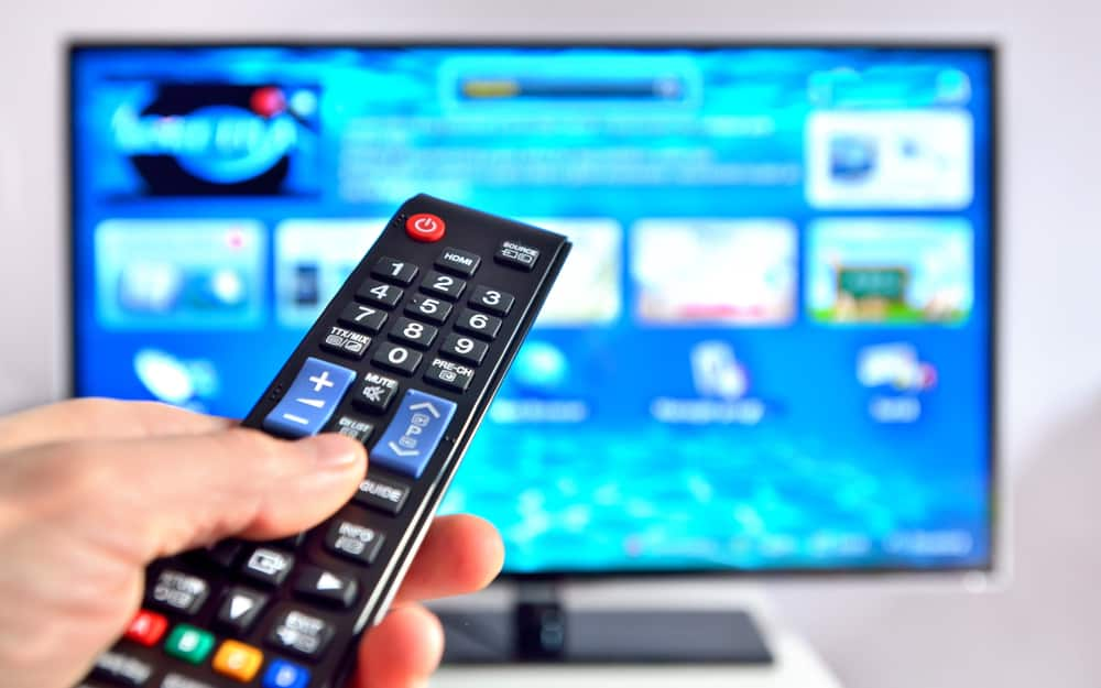 Smart TVs - One of the first IoT products to become seemingly ubiquitous
