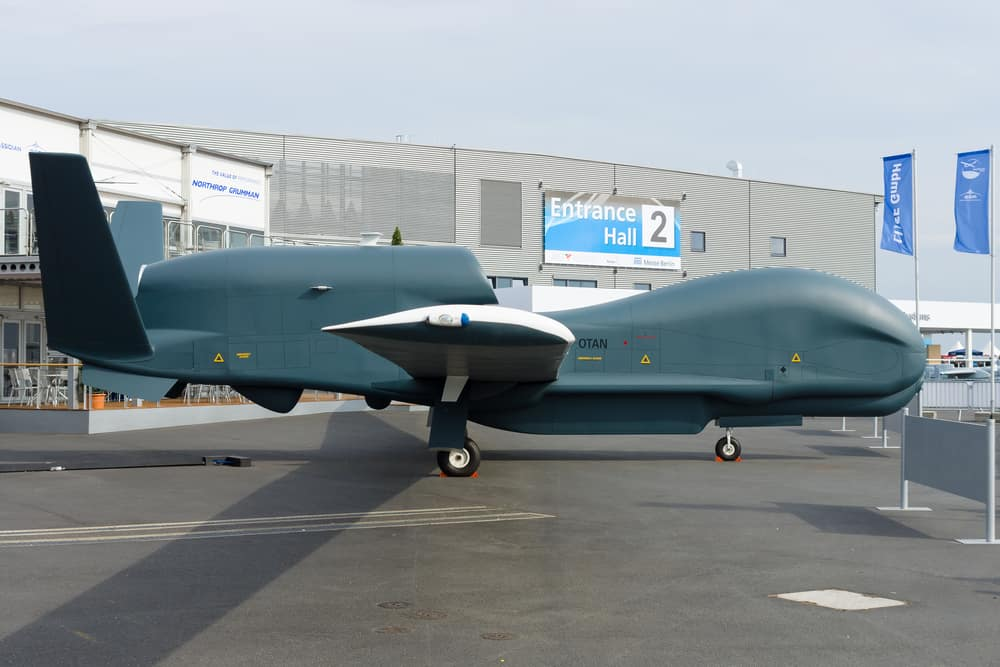 Northrop Grumman RQ 4 Global Hawk Drone