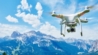 Image for The sky is the limit for R&D in drones