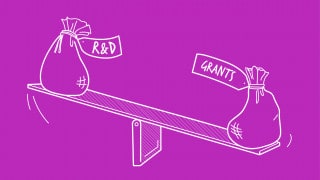 grants and R&D