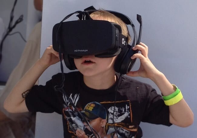 Education Technology virtual reality