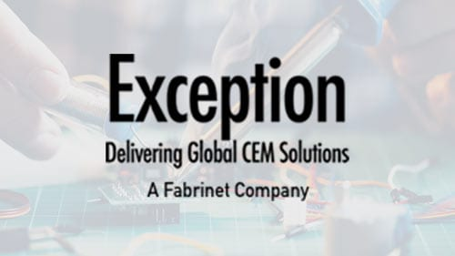 Exception EMS logo