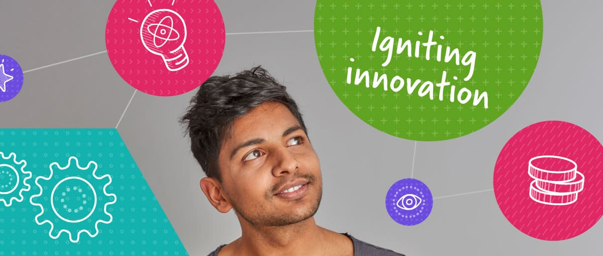 igniting innovation report header