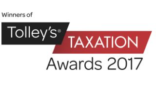 Winner of Tolley's Taxation Awards 2017 - Rising Star