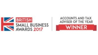 British small business awards 2017 accounts and tax adviser of the year winner