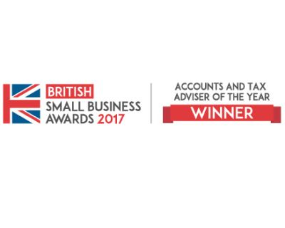 Image for Accountants and tax adviser of the year