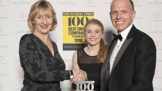 ForrestBrown awarded 47 of 100 Sunday Times Best Small Companies To Work For