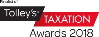 Tolley Taxation Awards 2018 Finalist ForrestBrown