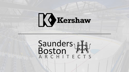 Kershaw and Saunders Boston logos