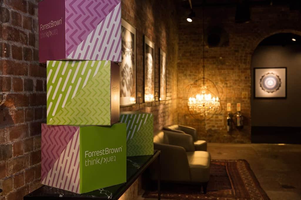 ForrestBrown Think Tank at Avon Gorge Hotel