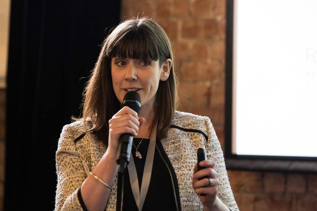 ForrestBrown director Jenny Tragner delivering insights from HMRC