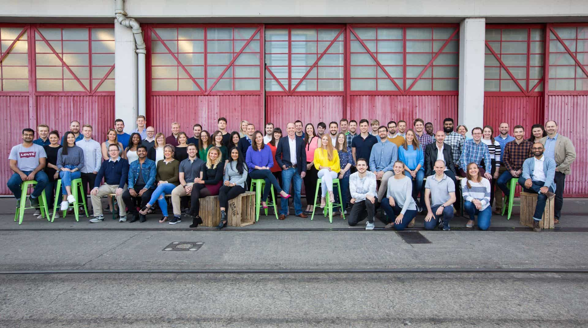 the ForrestBrown team 2018 at Bristol's M-Shed