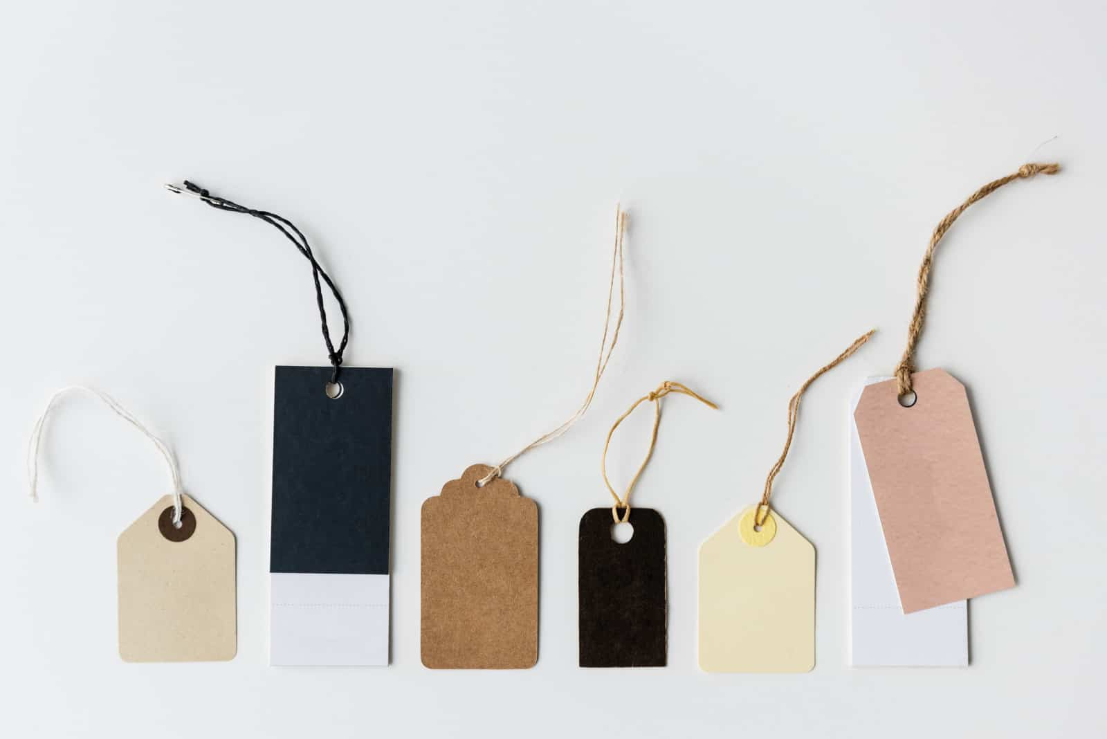 ecommerce R&D through gift tags