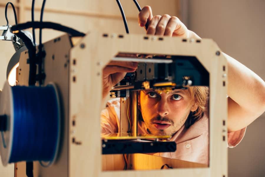 3D printing packaging innovation