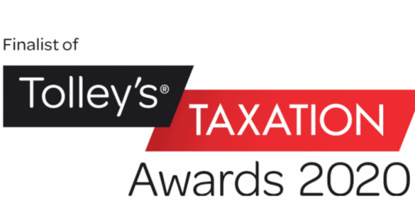 ForrestBrown shortlisted for Tolley's Best Employer In Tax Award