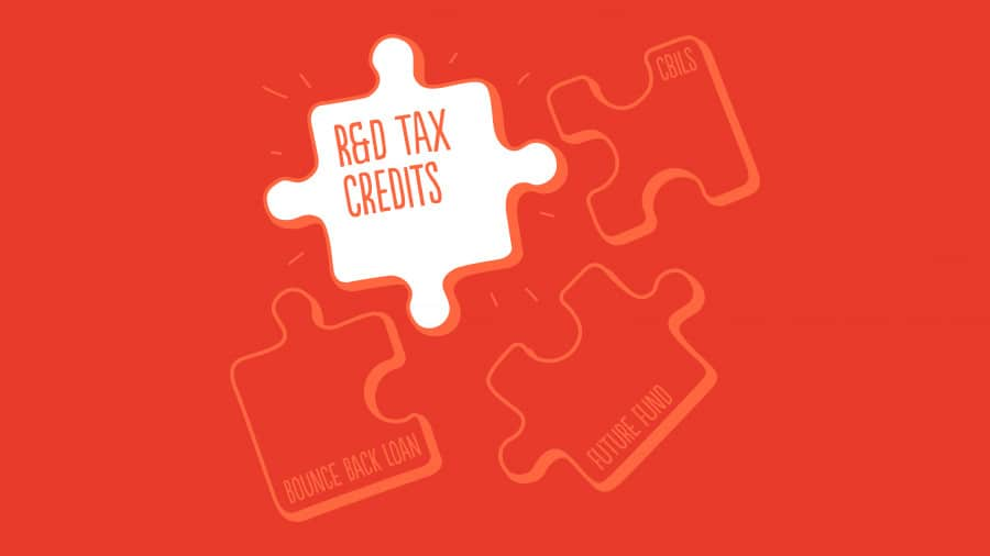 R&D tax credits and COVID-19 funding