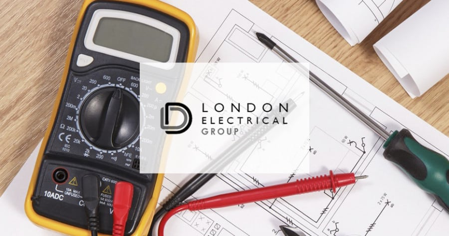 London Electrical logo
