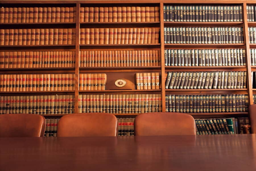 legal books representing subsidised R&D expenditure law