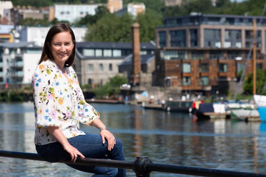 Sara Brigden, ForrestBrown's new Managing Director